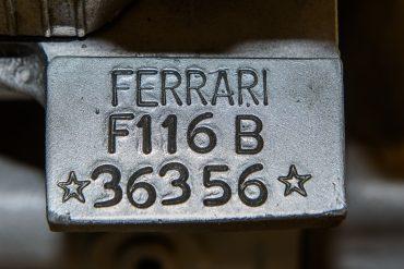 Ferrari Registers